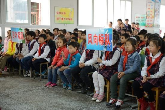 防灾减灾知识竞赛走进小学校 看娃娃们如何学