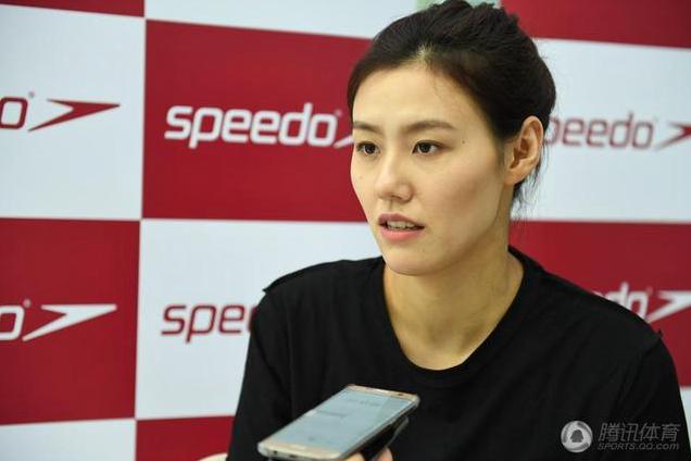 专访刘湘:我不是女神 要夺亚洲冠军提高纪录