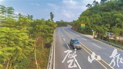 璧山:今年绿化公路232公里