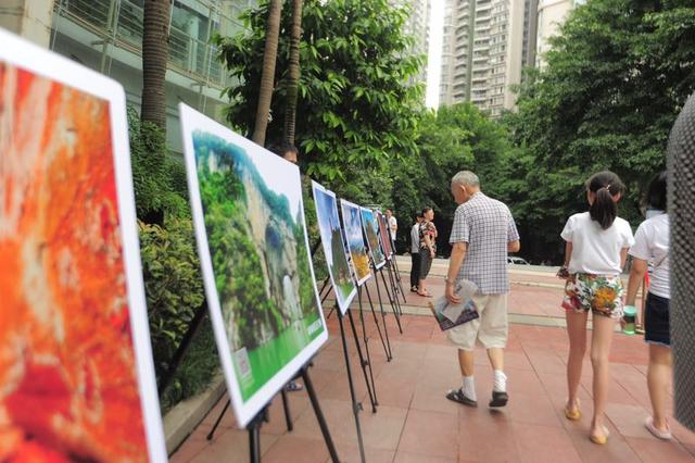 遵义来渝推介 邀重庆游客前往贵州避暑