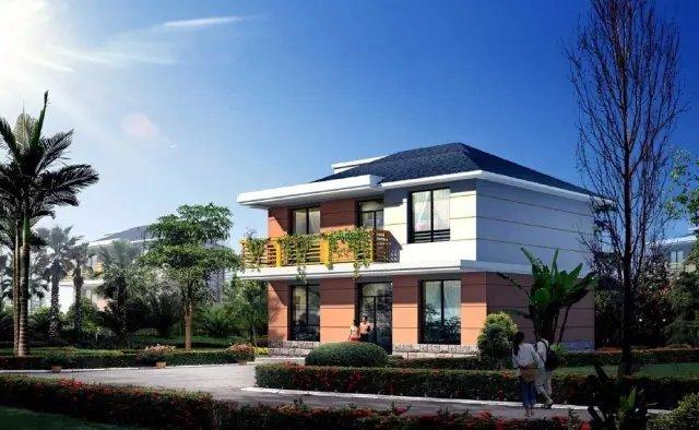 花15万就建150平米别墅小独院?这事真不是梦怎么样置业顾问别墅图片