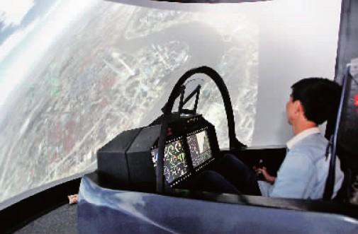 渝洽会今日开幕 到国博中心开国产4代战机
