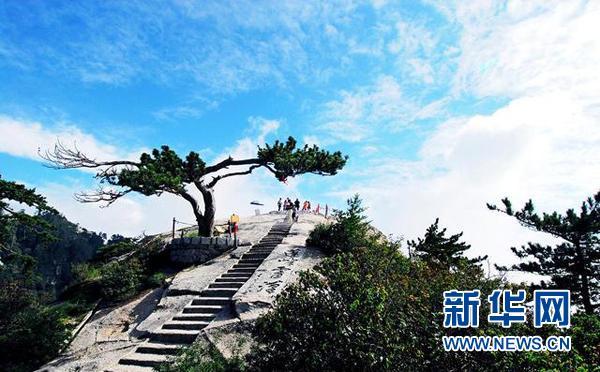 高铁5小时到华山 重庆人周末出游又添新耍事