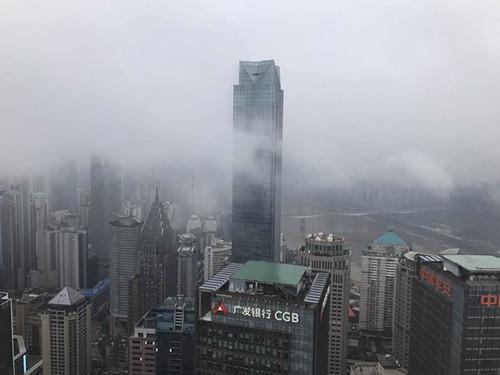 明日主城雨水暂歇 不过东南部局部还有中雨