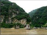 虎峰山翡翠湖
