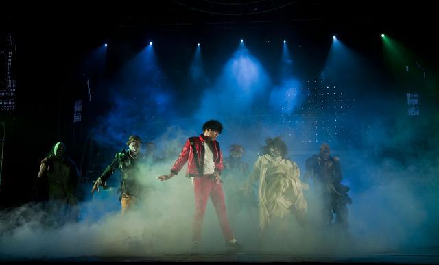 澳门巴黎人音乐剧限时演出 致敬迈克尔‧杰克逊