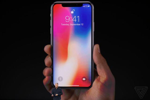 iPhoneX低温触屏失灵 将通过软件修复