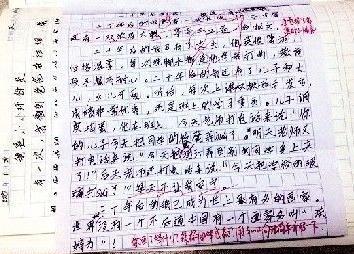 """中考作文引发全民吐槽 命题老师皆成""""段子手"""""""