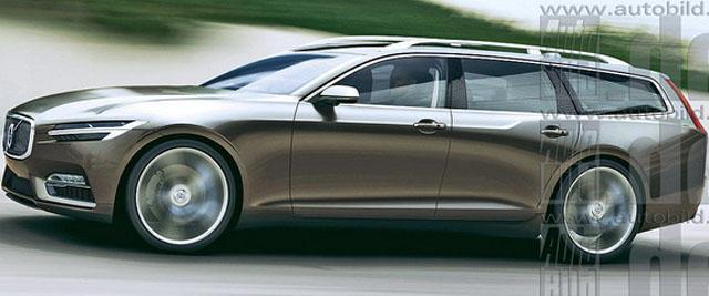 [海外车讯]沃尔沃新概念车将量产 命名V90