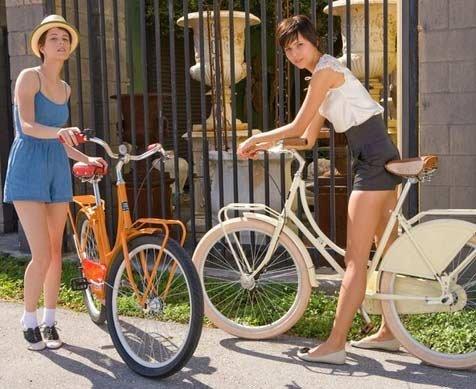 低碳出行 今天你bike了吗