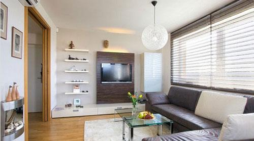 视觉系创意设计 8款高颜值电视背景墙