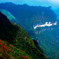 笋岩大峡谷