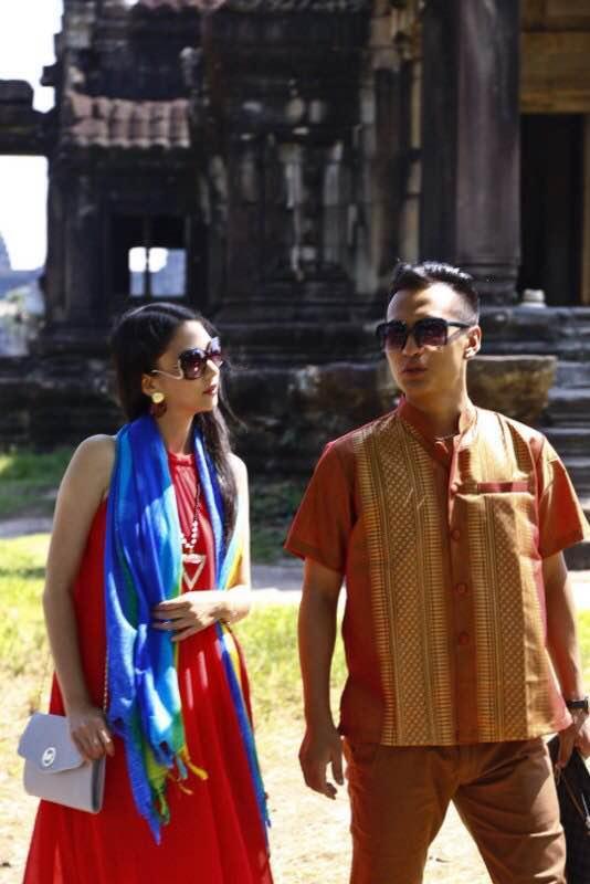 中柬首部网络大电影在渝杀青 主创都是重庆人