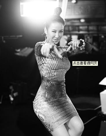 《中国梦之声》李玟性感电臀归功于翘臀病毒性热一直不了退感冒图片