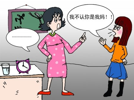 重庆南开妈妈手绘地图