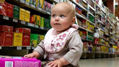 """""""儿童食品""""泛滥呼唤行业标准"""