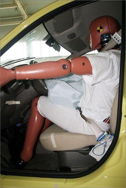 重庆首个车辆碰撞安全实验室落户大坪高清图片
