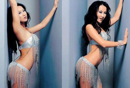中国第一美臀 女人半球形臀部公认最美