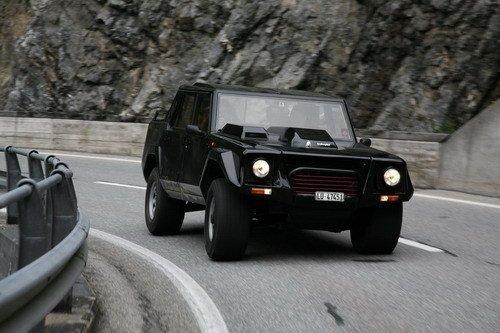 与卡宴共平台 兰博基尼计划推出SUV车型
