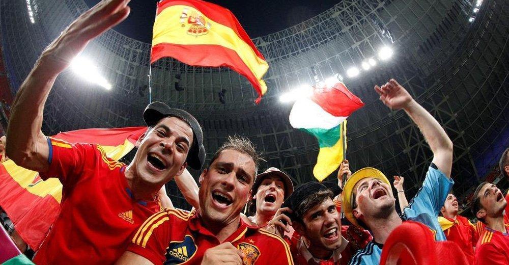 西班牙球迷必看!这一幕幕都是幸福的回忆