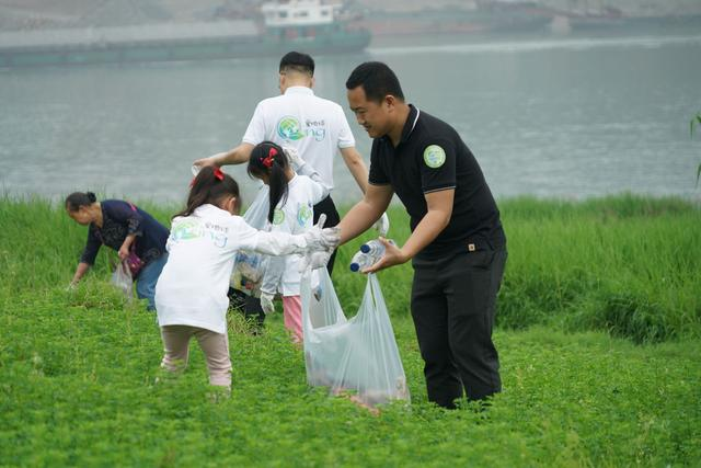 从小培养环保意识