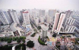 杨家坪:商圈将扩容12倍原建设厂片区搞商业