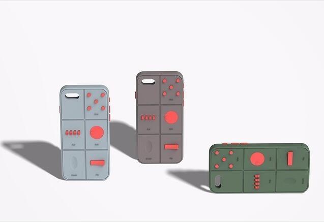 史上最无聊iPhone手机壳 竟能缓解焦虑