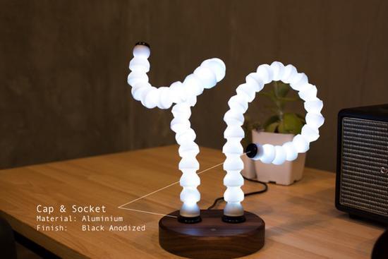 雷神之锤、牛奶、闪电 让人惊喜的创意灯饰