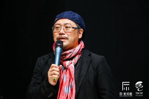 叶锦添艺术展开幕 《卧虎藏龙》《夜宴》戏服现身重庆