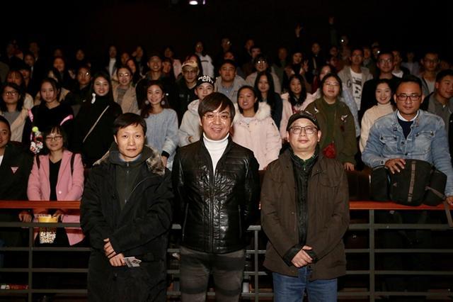 《引爆者》导演常征来渝:想在重庆拍一部江湖片