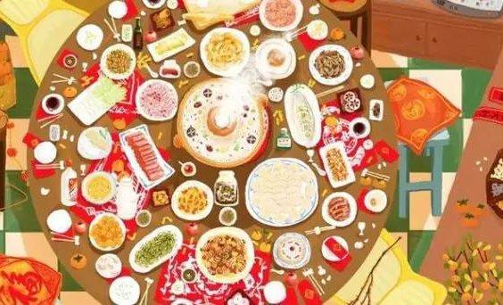 食物中饱含的深情与爱尝得见