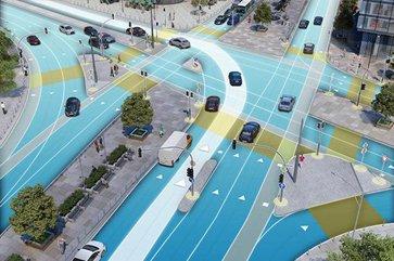 除了传感器和摄像头 自动驾驶还需要怎样的地图?