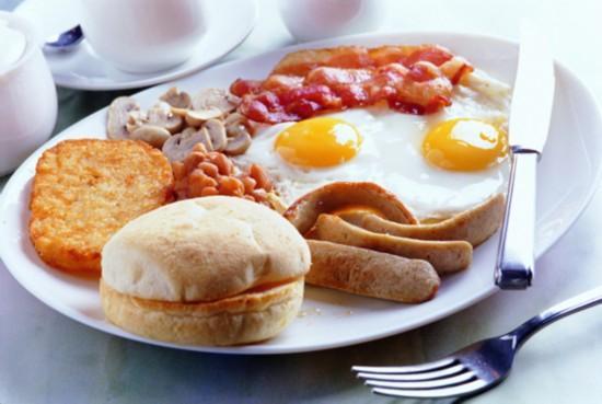 西式早餐问题不少 高热量脂肪 营养素不全面