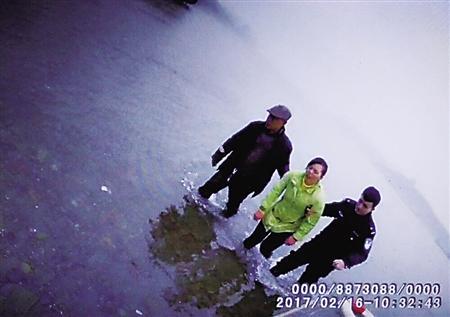 34岁女子因家庭琐事跳江 幸亏民警巡逻发现