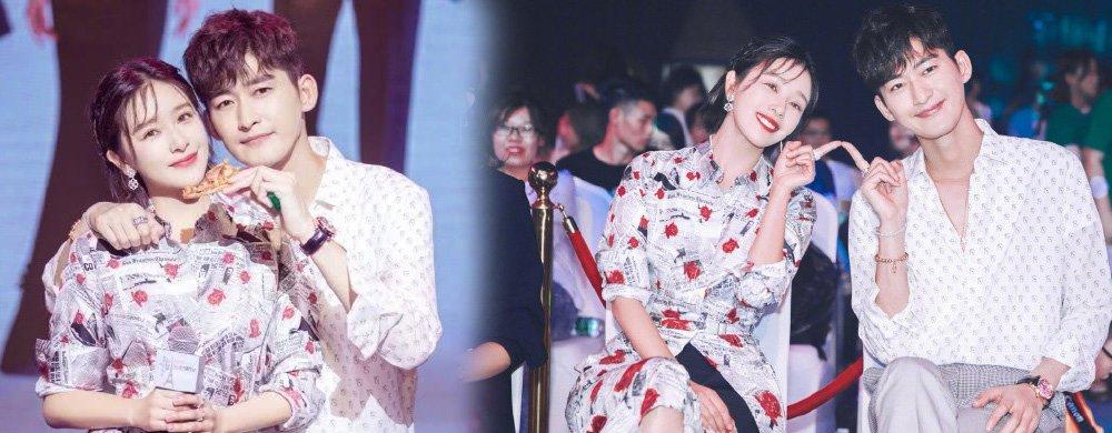 阚清子被张翰亲密喂吃披萨,网友:闺蜜郑爽看到会尴尬吗