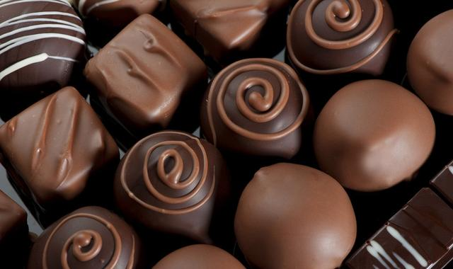 巧克力慢嚼才提神