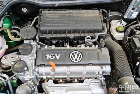 polo的发动机依然是大众的ea111系列,本文推荐车型使用大家熟悉的那