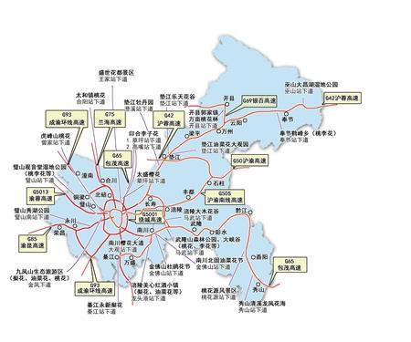 合阳县城街道地图