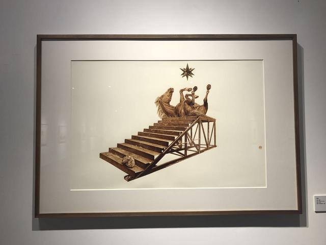 """长江当代美术馆开展:茶和飞沙来""""作画"""""""
