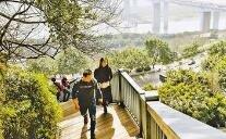 主城区规划布局 60条山城步道 看一看,哪些离你家最近