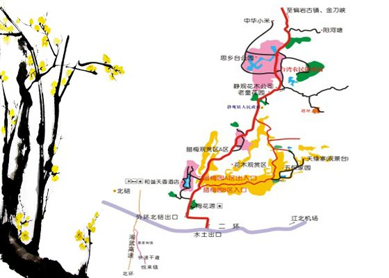 北碚静观镇铁路规划图 图片合集