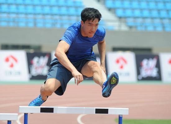 """刘翔加盟《全力!运动会》 打造""""全能世界杯"""""""