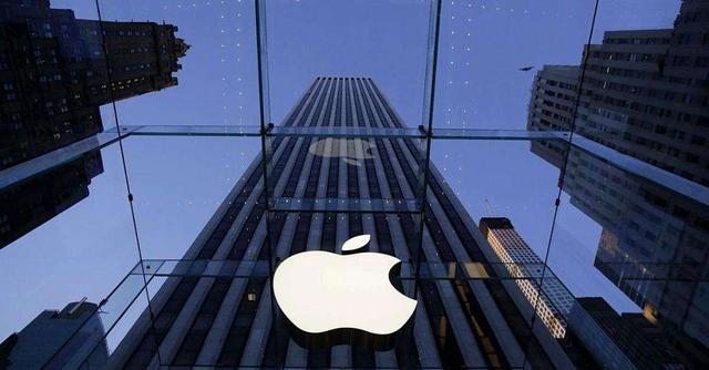 创造历史!苹果市值终破1万亿美元