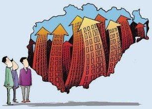 中国房价如何走非常清楚 炒房者不愿相信