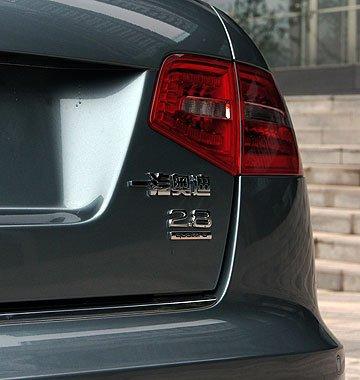 最保险的选择 大渝汽车试驾2011款A6L 2.8FSI Quattro
