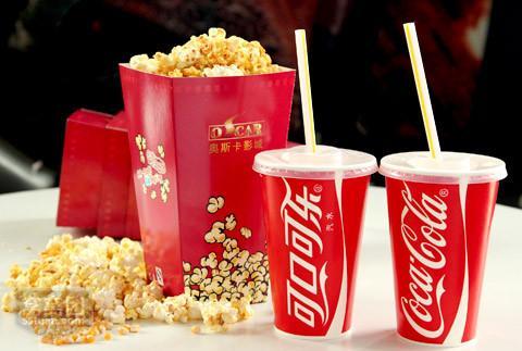 爆米花+饮料 看电影的标配好不好?