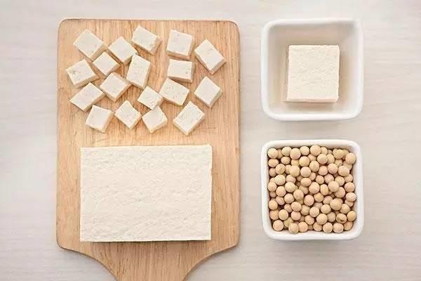 """原来,每种豆制品都有不一样的""""补""""!营养专家教你对号入座"""