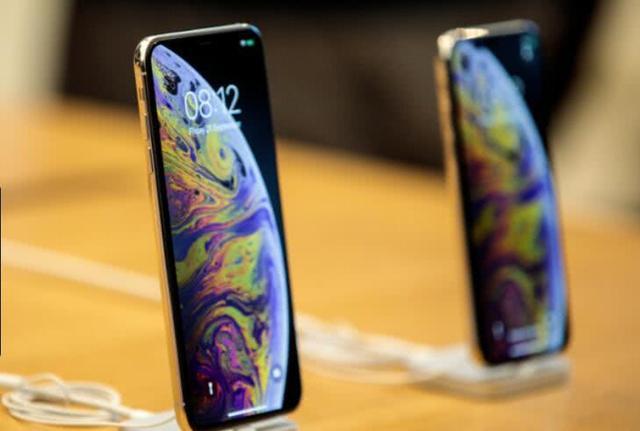 一图表明苹果正面临麻烦 新手机没以前火了