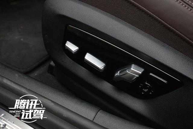 无限接近旗舰 试驾全新宝马5系530Li xDrive M套装版