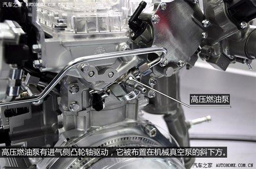 或搭于瑞虎5/观致3 解析1.6TGDI发动机